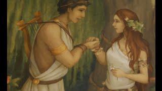 La Légende d'Orphée et Eurydice