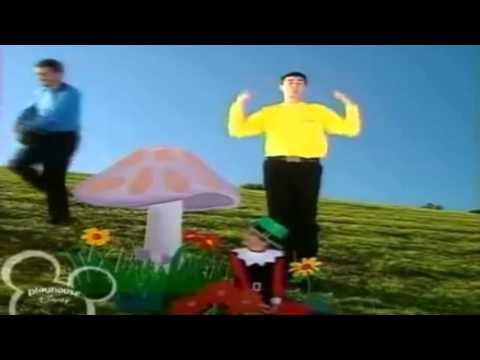 The Wiggles Head, Shoulders Knees, and Toes Slowed Down