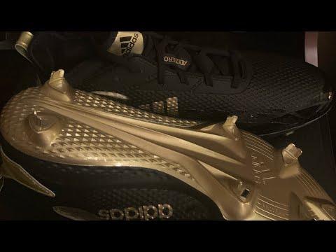 Adidas AdiZero Afterburner V Unboxing(Baseball Cleats)
