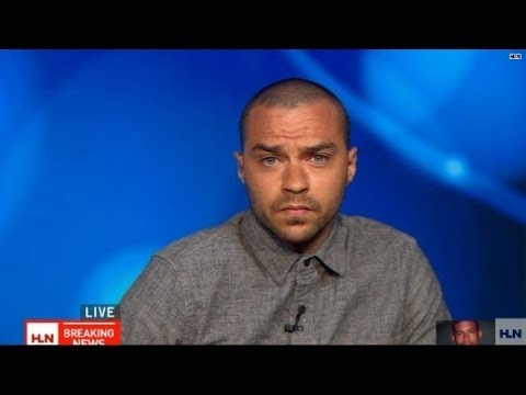 Grey's Anatomy' Jesse Williams: People should be outraged