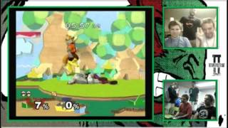 Shape II - Mach (fox) vs Slayer (falcon/marth) - WRD3