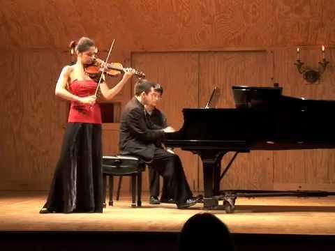 Szymanowski Nocturne and Tarantella Op 28 part 2