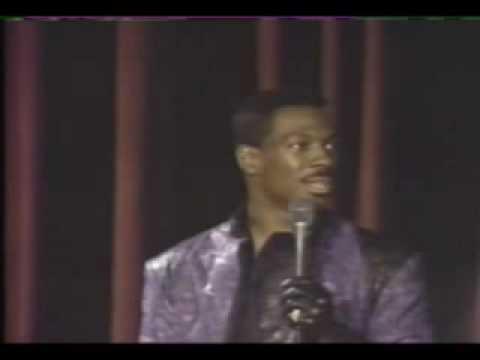 Eddie Murphy Raw Stand up Comedy part 1