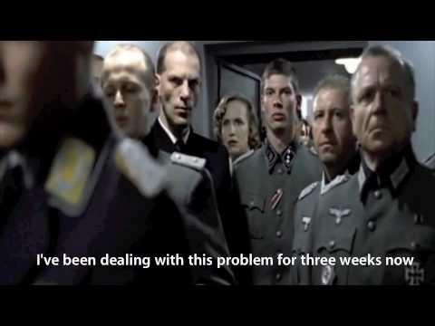 Genius Bar Hitler