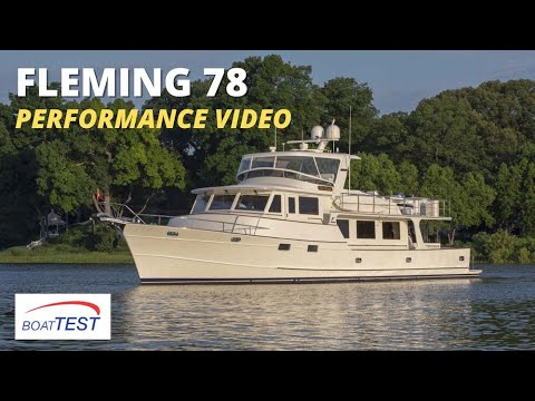 Download Fleming Yachts 78 (2021) - Test Video
