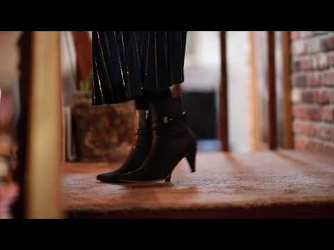 Bhava Womens Vegan Fargo Knee High Boot