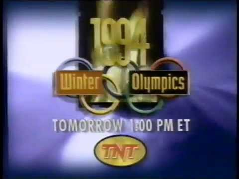 1994 Winter Olympics on TNT Commercial (1994)