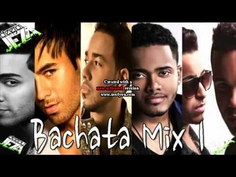 super mega mix bachatas 2016.