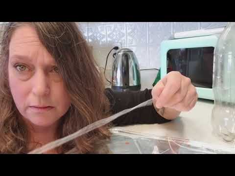 Floss Tube #1 floss dyeing tutorial
