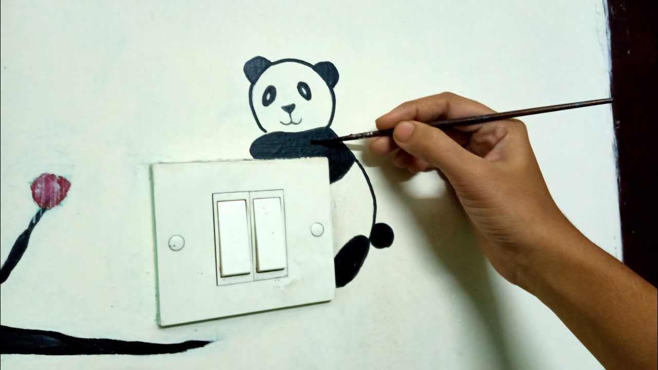 Wall Painting Diy Switchboard Art Design Idea Light Switchboard Decoration Switchsocket Painting Youtube Simple ideas to do art on switchboard.small designs to do wall painting near switchboard. wall painting diy switchboard art design idea light switchboard decoration switchsocket painting