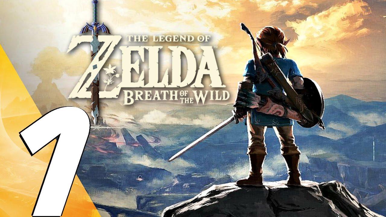 Zelda Breath Of The Wild Gameplay Walkthrough Part 1 Prologue