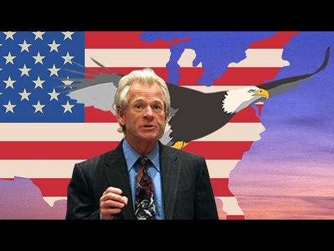 Trump appoints China critic Peter Navarro to new trade panel