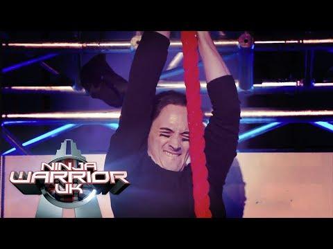 Brendan Riley gives everything he's got | Ninja Warrior UK