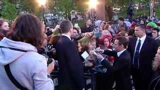 «Люди Икс: Дни минувшего будущего» премьера в Москве с Майклом Фассбендером