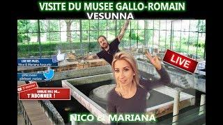 Visite du musée gallo romain Vesunna MAGNIFIQUE