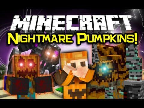 minecraft pumpkin mod
