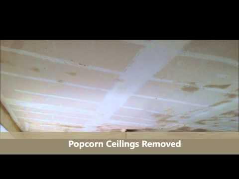 Popcorn Ceiling Removal Salinas, CA - Popcorn Ceiling Salinas CA