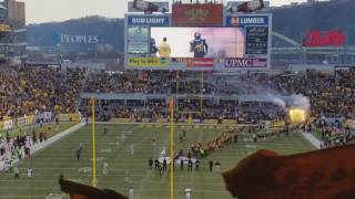 Steelers Christmas 2016 Intro