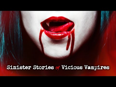 13 O'Clock Presents The Witching Hour: Sinister Stories of Vicious Vampires
