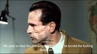 Burgdorf and Goebbels gets angry