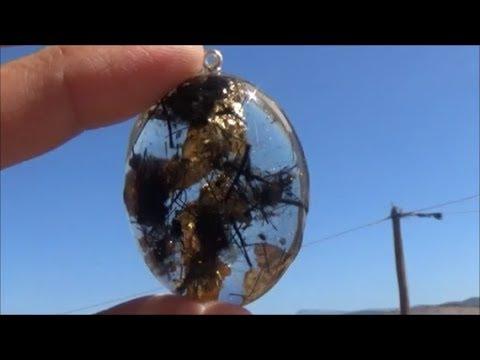 DIY faux stones-Resin and Decofoam_1/Φτιάχνω λίθους φο από υγρό γυαλί και Decofoam_1