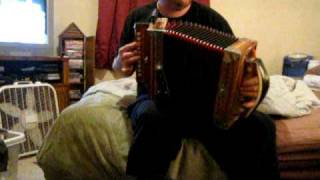 Cajun Accordion (Choupique Two-Step)