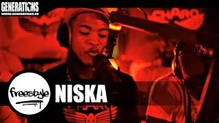 Niska - Freestyle #CharoLife (Live des studios de Generations)