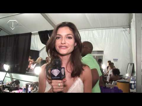 Xtra Life Lycra Backstage - Miami Swim Fashion Week 2010 l F