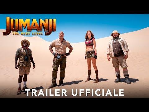 Jumanji: The Next Level - Trailer ufficiale | Dal 25 dicembre al cinema