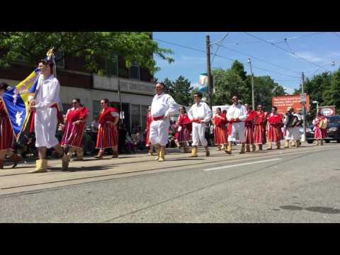 Portugal Day Parade 2017 Toronto [HD]