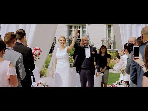 Polsko-Francuski Ślub Plenerowy