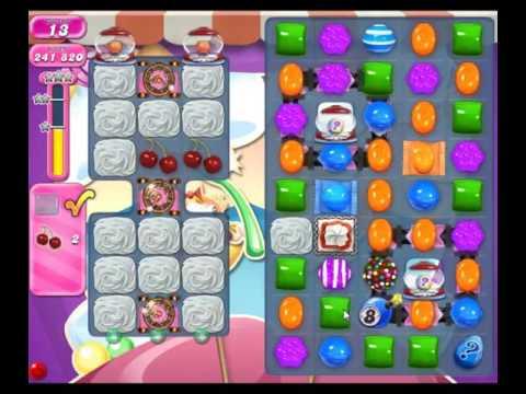 Candy Crush Saga Level 2256 - NO BOOSTERS