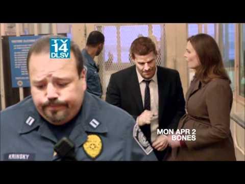 Bones season 7 episode 7promos 1/2/3/4