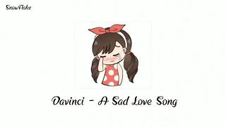 [SUB INDO] Davichi - A Sad Love Song (Lirik dan Terjemah. Lagu Korea Sedih. Korea Sad Song)