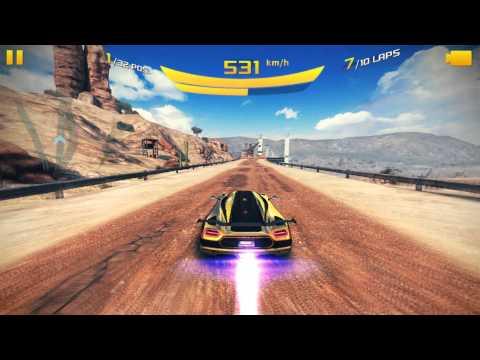 Asphalt 8 32 Racers Koenigsegg One:1 Infected