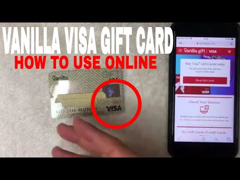 ✅ How To Get A Pin For Your Vanilla Visa Gift Card 🔴 from YouTube · Duration:  3 minutes 51 seconds