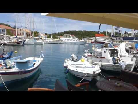 GREECE - KEFALONIA, Ionian Islands, GREECE tour around the island With K & J in HD