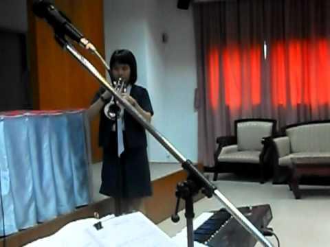 สรรเสริญพระบารมี Trumpet