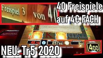 😮WTF😮! 40 Freispiele auf 4 Euro Fach in 2020! Tr5 = RIP 💀 oder MEGA WIN ??? 🏆🤑