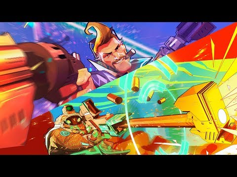 видео: Профессиональные профессионалы! - atlas reactor |coop|