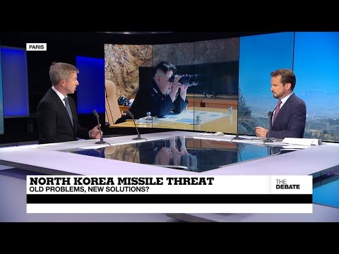THE DEBATE - North Korea Missile Threat: Old problems, new solutions?