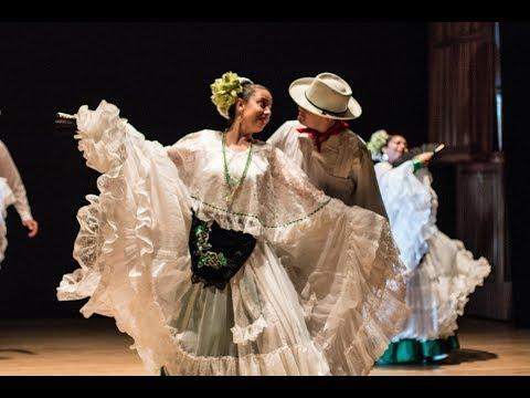 Veracruz- Ballet Folklorico de UCI- 2017 Spring Recital