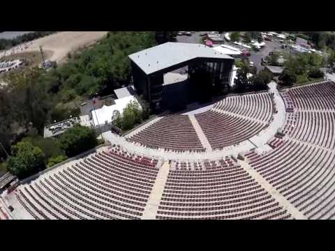 Fish Fest DRONE VIEW Verizon Wireless-Irvine Meadows 2016