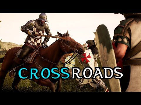 Crossing the Road | MORDHAU (Frontline)