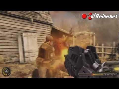 Análisis Resistance 3 - PS3
