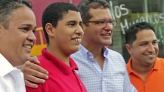 Melvin 2016: Pedro Pierluisi en Villalba