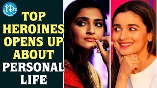 Top Heroines Opens Up About Sex || Tollywood Tales