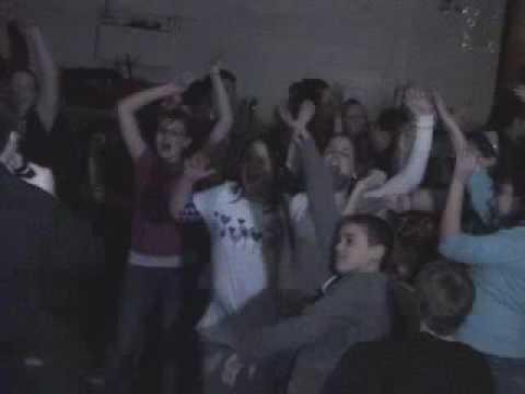 Rock-It Entertainment: Cinnaminson Middle School - 2/14/09
