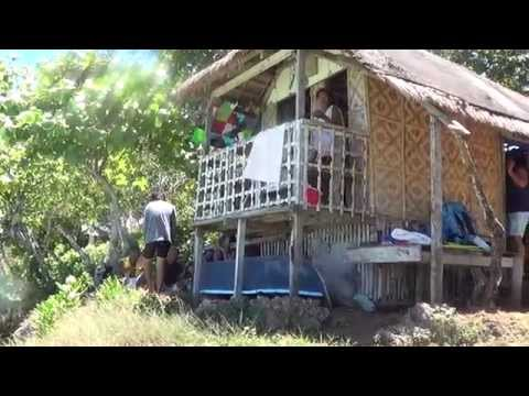 NIPA HUTS WITH OCEAN VIEWS IN THE PHILIPPINES 00048