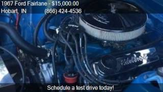 1967 Ford Fairlane Ranchero for sale in Hobart, IN 46342 at